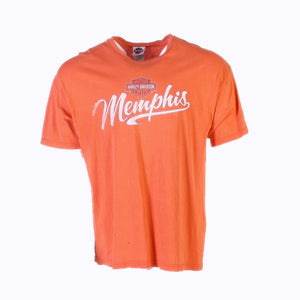 90's Harley Davidson 'Memphis' T-Shirt - American Madness