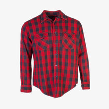 Vintage 'Kingsport' Flannel Shirt/ Overshirt - American Madness