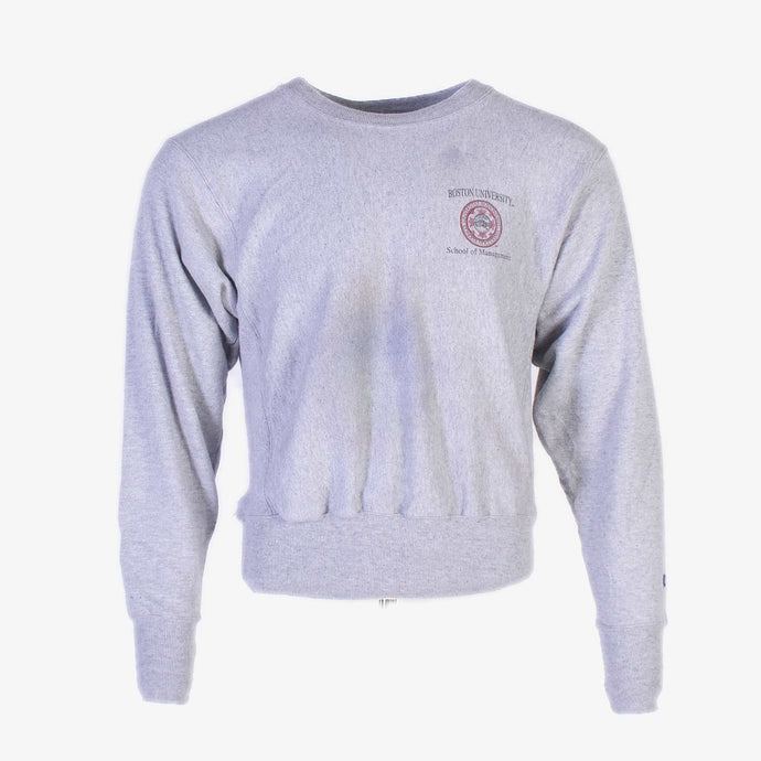 Vintage 'Boston University' Champion Sweatshirt