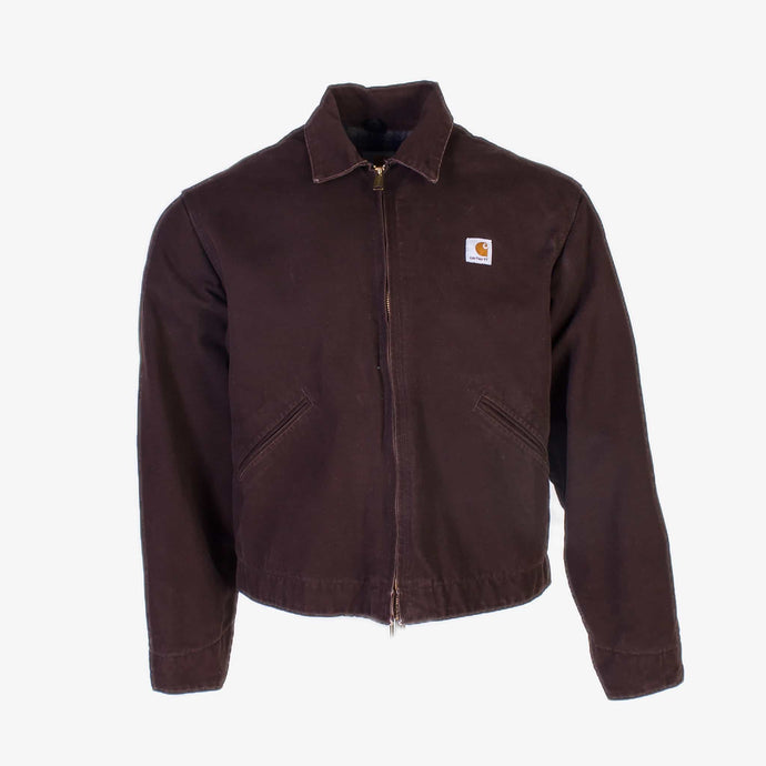 Vintage Carhartt Detroit Jacket - Brown
