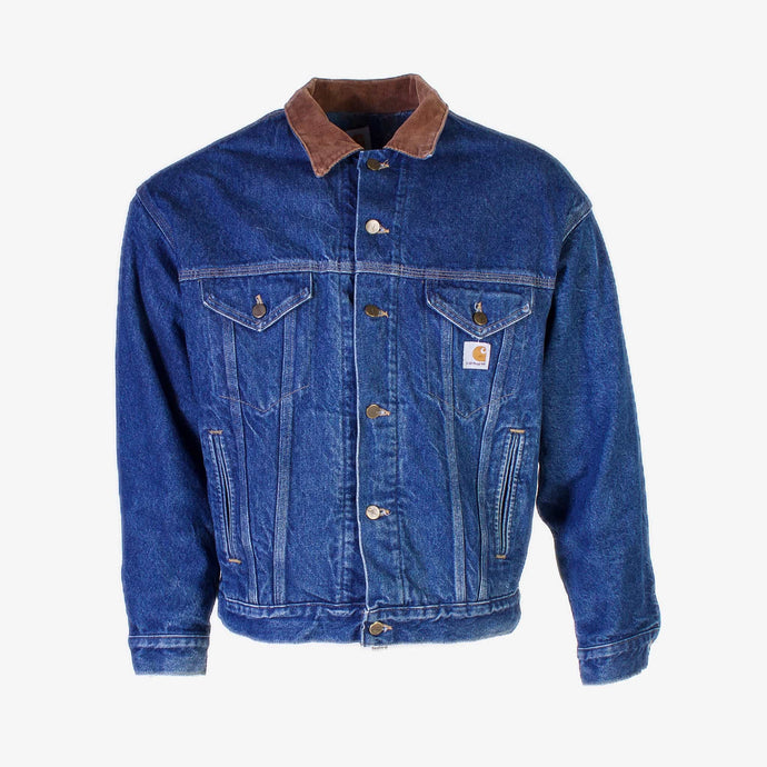 Vintage Denim Carhartt Trucker Jacket