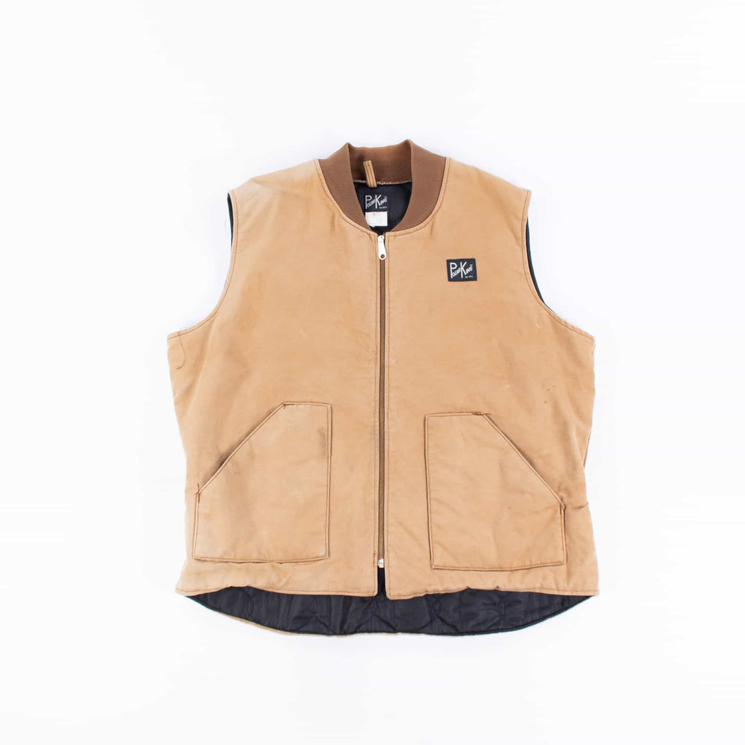 Vintage Poler King Insulated Vest - American Madness