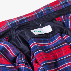 Vintage Key Imperial Flannel Shirt - American Madness