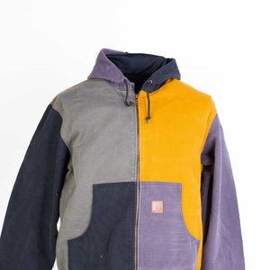 Re-Worked Carhartt Active Hooded Jacket - #30/100 - American Madness