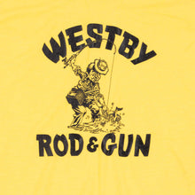 Vintage 80's Screen Star 'Rod & Gun' T-Shirt - American Madness