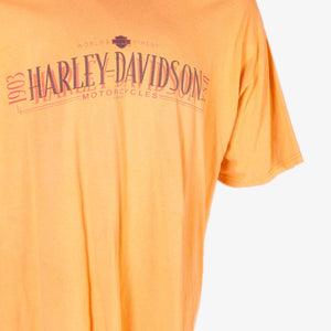 90s Harley Davidson 'Art Deco' T-Shirt - American Madness