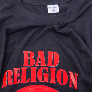 Vintage ' Bad Religion ' T-Shirt - American Madness