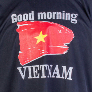 Vintage ' Good Morning Vietnam ' T-Shirt - American Madness