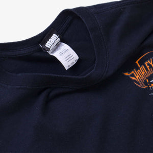 90s Harley Davidson 'Never Stay Down' T-Shirt - American Madness