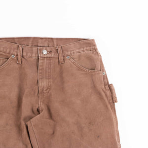 Vintage Dickies Carpenter Pants - Brown