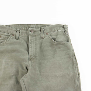 Vintage Dickies Carpenter Pants - Green