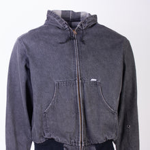Vintage Carhartt Active Hooded Jacket - Grey