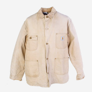 Vintage Carhartt Traditional Chore Jacket - Hamilton Brown
