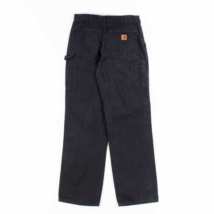 Vintage Carhartt Carpenter Pants - Black