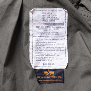 Vintage Alpha Industries M65 Field Jacket - American Madness