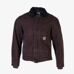 Vintage Carhartt 'Arctic' Jacket- Brown