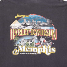 Vintage 90's Harley Davidson 'Memphis' T-Shirt - American Madness