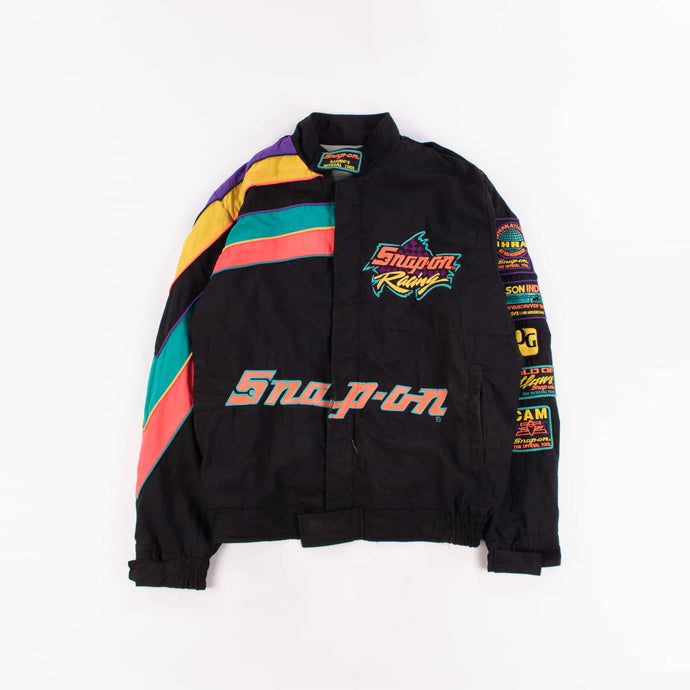 Vintage 'Snap-On' NASCAR Racing Jacket - American Madness