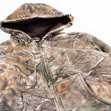Vintage Carhartt Active Hooded Jacket - Realtree