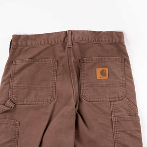 Vintage Carhartt Carpenter Pants - Brown - American Madness