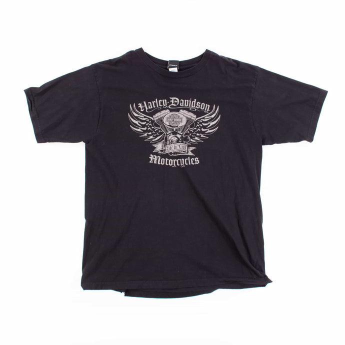 Vintage 90's Harley Davidson Florida Wings T-Shirt - American Madness