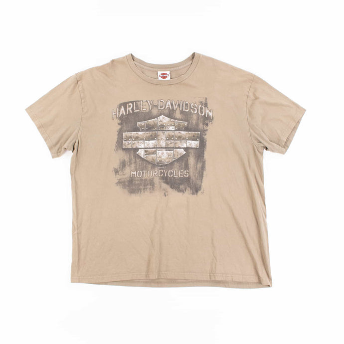 Vintage 90's Harley Davidson Fort Thunder T-Shirt - American Madness