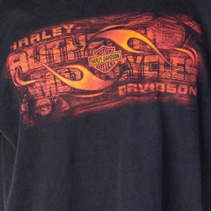 Vintage 90's Harley Davidson T-Shirt - American Madness