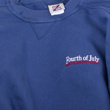 Vintage 'Fourth Of July' Sweatshirt - American Madness