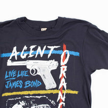 Vintage 1990's 'Agent Orange' Punk Ska ScreenStars Single Stitch Band T-Shirt - American Madness