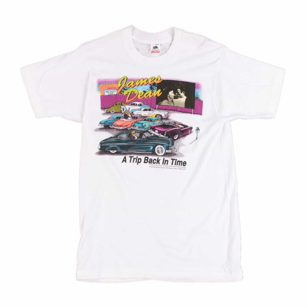 Vintage 90's 'James Dean' T-Shirt - American Madness