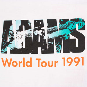 Vintage 90's Giant by Tee Jays 'Bryan Adams' T-Shirt - American Madness