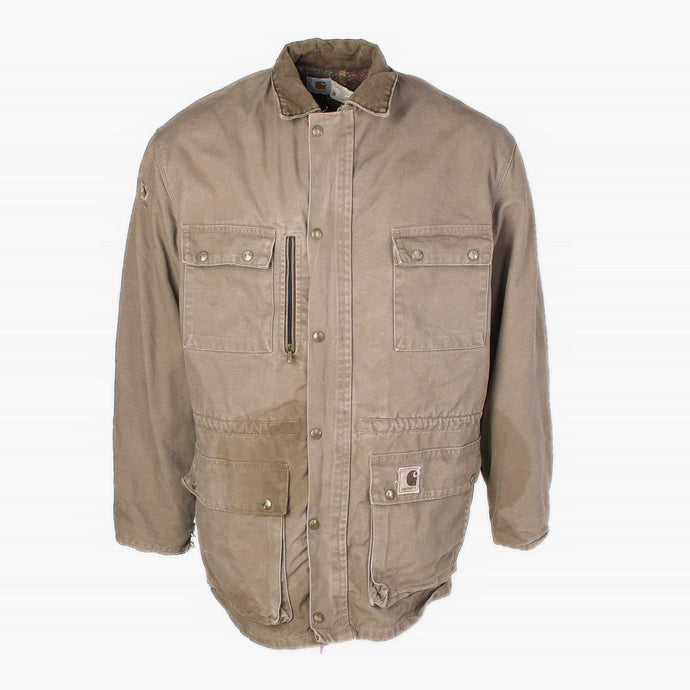 Vintage Carhartt Workwear Jacket - Brown