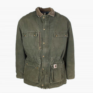 Vintage Carhartt Workwear Jacket - Green
