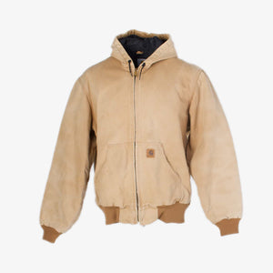 Vintage Carhartt Active Hooded Jacket - Duck
