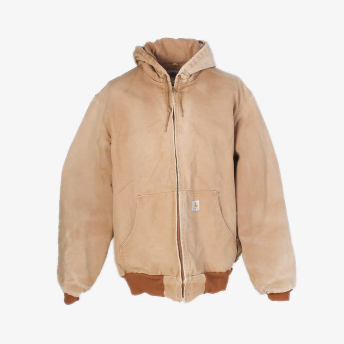 Vintage Carhartt Active Hooded Jacket - Washed Duck