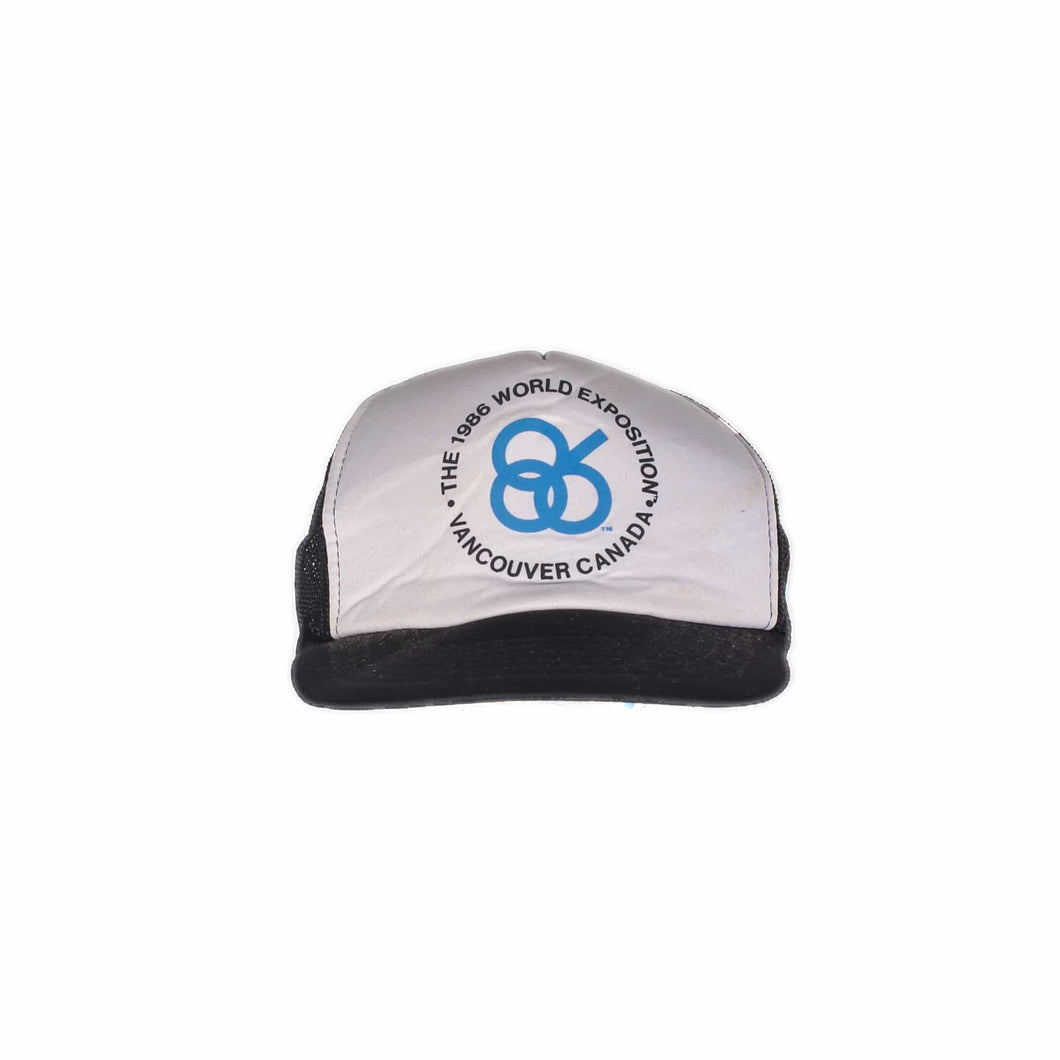 Vintage 'World Expo' Trucker Cap - American Madness