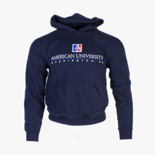 Vintage 'American University' Champion Hooded Sweatshirt - American Madness