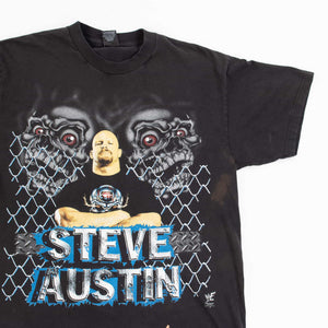 Vintage 'Stone Cold Steve Austin WWF' T-Shirt - American Madness