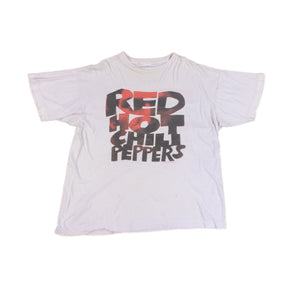 Vintage 90's 'Red Hot Chilli Peppers' Band T-Shirt - American Madness