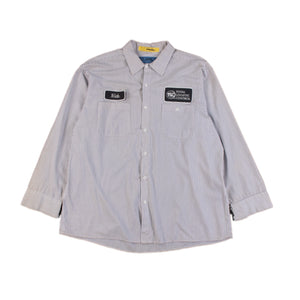 Vintage 'Nick' Garage Work Shirt - American Madness