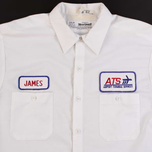 Vintage 'James' Garage Work Shirt - American Madness