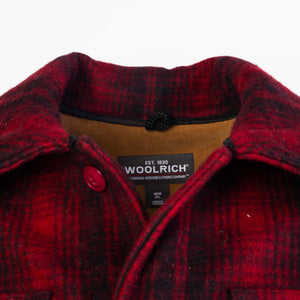 Vintage 1990s Woolrich Plaid Hunt Jacket - American Madness