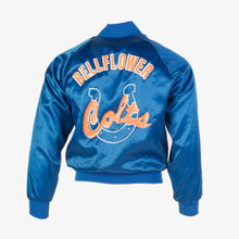 Vintage Satin Baseball 'Colts' Jacket - American Madness
