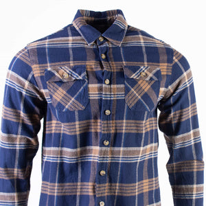 Vintage 'Great Northwest'  Flannel Shirt / Overshirt - American Madness