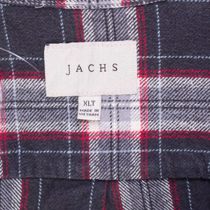 Vintage 'Jach's' Flannel Shirt / Overshirt - American Madness