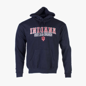 Vintage 'Indiana' Champion Hooded Sweatshirt