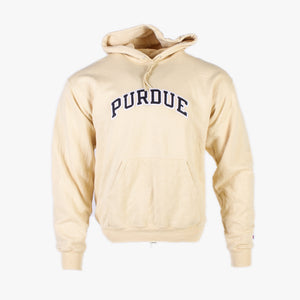 Vintage 'Purdue' Champion Hooded Sweatshirt