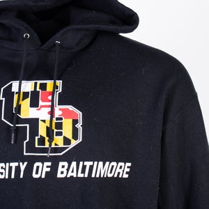 Vintage 'Baltimore' Champion Hooded Sweatshirt - American Madness