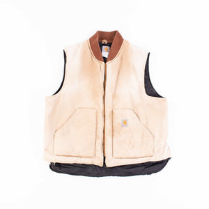 Vintage Carhartt Vest - Washed Duck