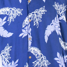 Vintage 'M.D' Hawaiian Shirt